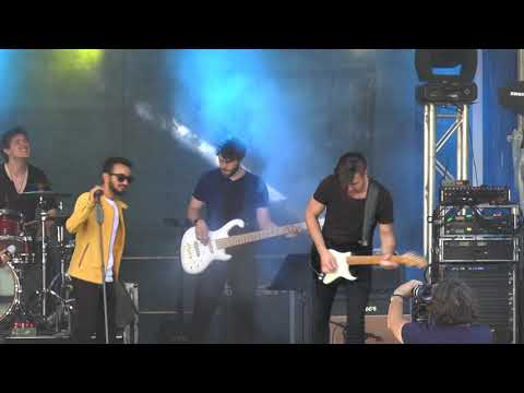 Video: STUDNA Party | Mercy (live)