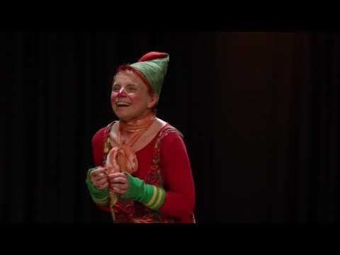 Video: Clownin Wurzel - Abschlussarbeit Grundbildung Clownsschule 2017