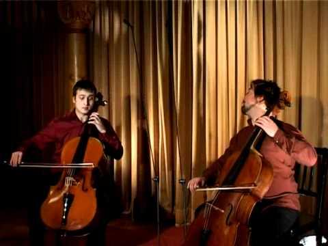 Video: Duo Vivente spielt Barriere Cello Sonate - presto-