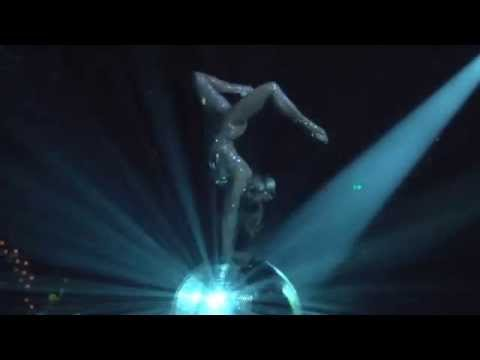 Video: Discoball - Handstad und Contorsions Act