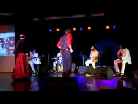 Video: Instrumental Flamenco Tangos/Rumba