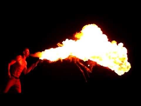 Video: Feuershow Video
