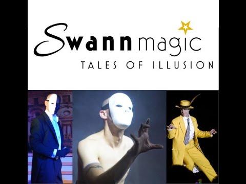 Video: SwannMagic - Zusammenfassung aller 3 Charaktere