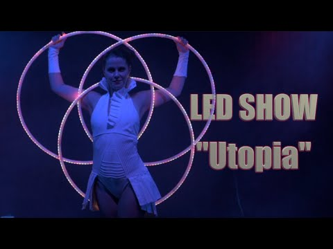 "Video: ""Utopia"" LED Lichtshow"