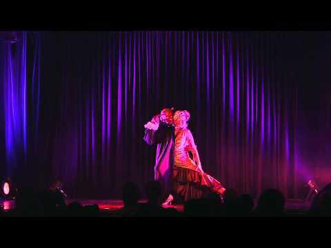 Video: Half & Half Burlesque Dance/ Devil in Love