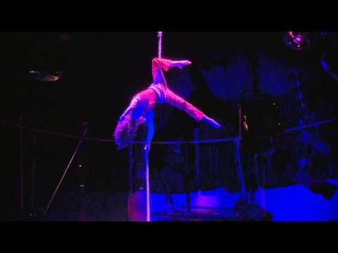 Video: Trailer: Artistik am Vertikalseil
