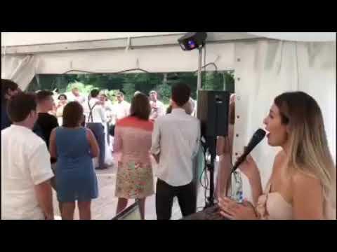 Video: Lina Ammor - zur Hochzeit (Dinner, Eröffnungstanz und Party)