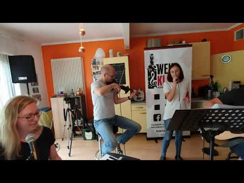 Video: Take on me - A-ha (Cover Weinklang mit Special Guest)