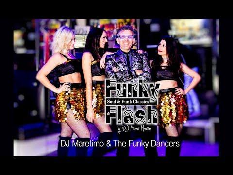 Video: *Funky Flash* Die Soul & Funk Danceparty - Mit DJ Maretimo+The Funky Dancers - Das Event Highlight