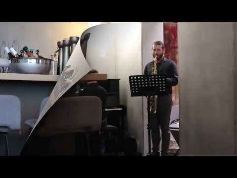 Video: Duo Saxophon + Piano