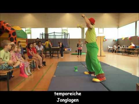 Video: Clown-Show Kai Kaffeepause (Teaser)