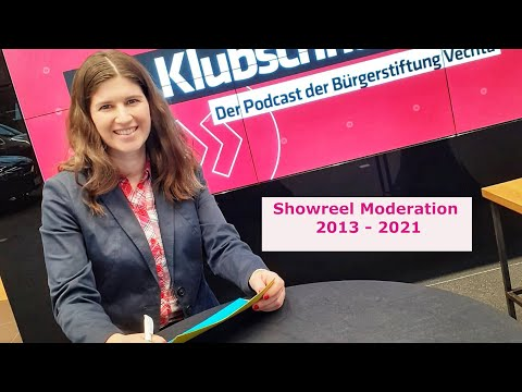 Video: Showreel Moderation