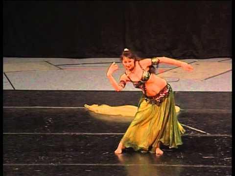 Video: Ina Rubbe - 3 Platz, DM Orientalischer Tanz 2009