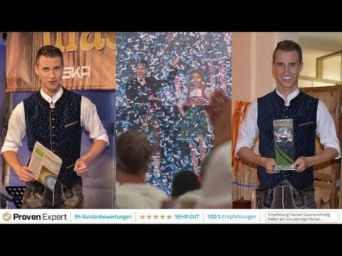 Video: Florian Otto   Weißblaue Zauberkunst®