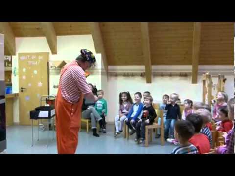 Video: Sport-Spiel-Spaß und Zauberei