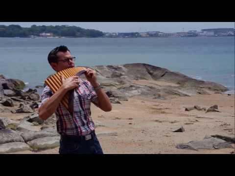 Video: The Rose - Eduardkitzmann - Panflöte