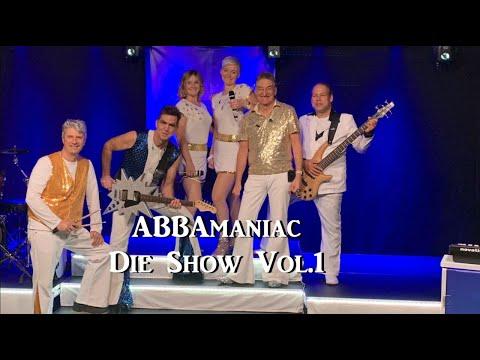 Video: Die ABBAmaniac Show live Vol.1