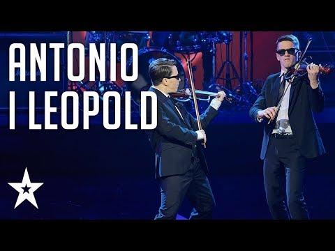 Video: Supertalent Croatia - Antonio Palanovic