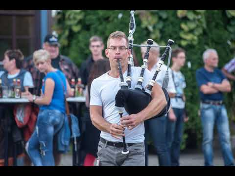 Video: Marc Zumsande spielt Amazing Grace auf der Highland Bagpipe