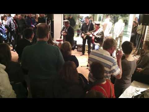 Video: Wolfgang Grieger und die High Nees hautnah