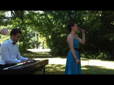 """Video: Open-Air-Trauung """"Make You Feel My Love""""  (Live)"""