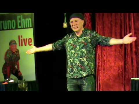 Video:  Bruno Ehm -Ausschnitte aus seinem Showprogramm. Comedy-Magie-Kabarett-Improvisation