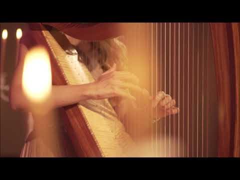 Video: The Rose - mit Harfe & Gesang, Saja-Christin die Harfen-Hochzeitssängerin