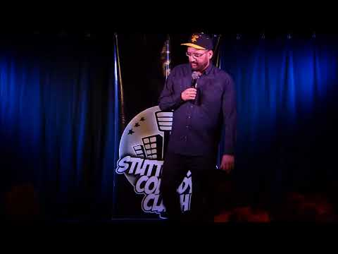 Video: Ausschnitt Amir Shahbazz beim Stuttgarter Comedy Clash