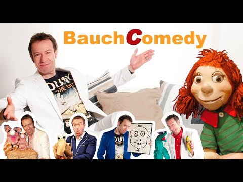 Video: Trailer: Bauchredner & Comedian Peter Moreno
