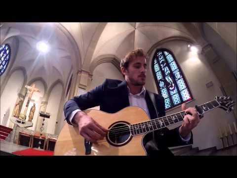 Video: Sebastian Baumert - Halleluhja (Jeff Buckley Cover)