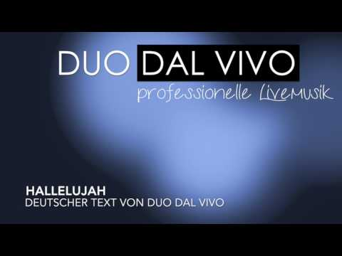 Video: Hallelujah - Live-Hörprobe - DUO DAL VIVO