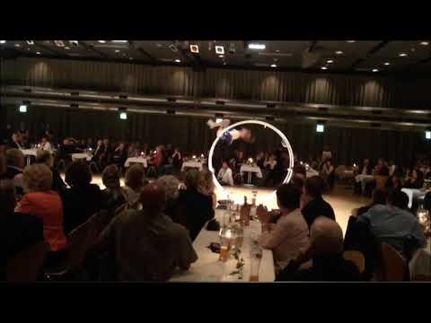 Video: Rhönrad Show - Karina Peisker