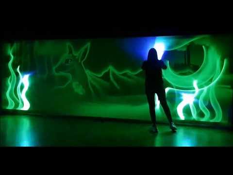Video: Lichtmalerei - Firmenevent