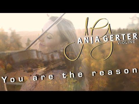 Video: You are the reason - Violin Cover 💜