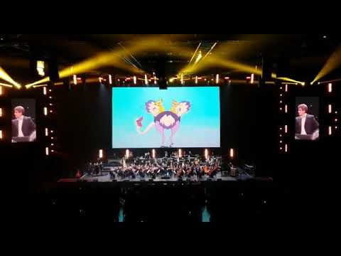 Video: Disney in Concert - Can you feel the love tonight