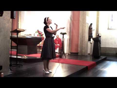 Video: You Raise Me Up - Romana Reiff  (Live)