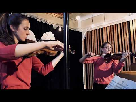 Video: Violin Duo mit der lieben Constanze