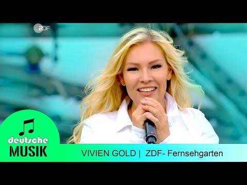 """Video: Vivien Gold im ZDF-Fernsehgarten am 14.06.2020 mit ihrer Single """"Mach die Musik ganz laut"""""""