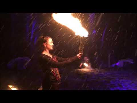 Video: Fairytale - vom Werden und Sein der Feuerfee (kleiner Mitschnitt der Show)