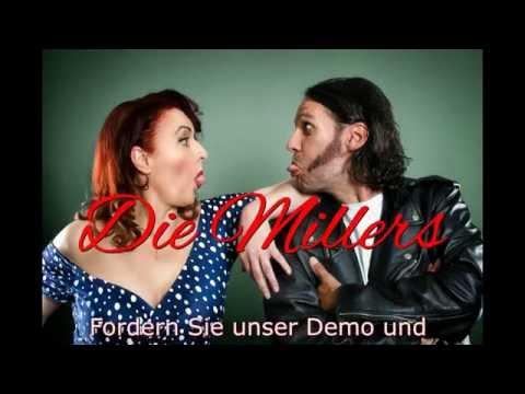 Video: DIE MILLERS - Retro-Songs der 50er - 80er & Entertainment
