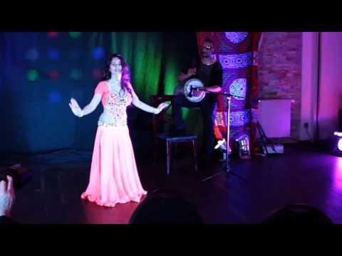 Video: Improvisation zur live Trommel