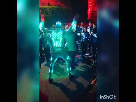 Video: Roboto-Diabolo Live Videomaterial