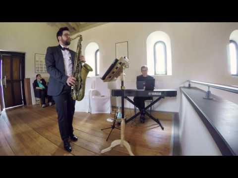 Video: If I Ain't Got You | Duo Saxophon & Piano