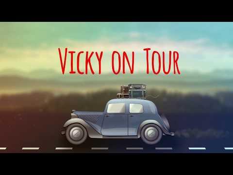 Video: Vicky Holiday Kindershow - Vicky on Tour