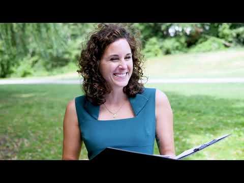 Video: Elisabeth Mandl I Freie Rednerin für Hochzeiten