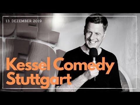 Video: Dezember 2019 Kessel Comedy Stuttgart