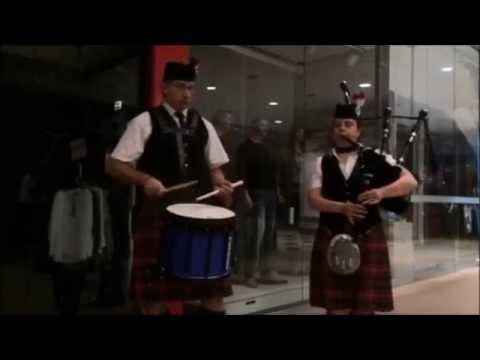 Video: Highland Cathedral (mit schottischer Trommel)