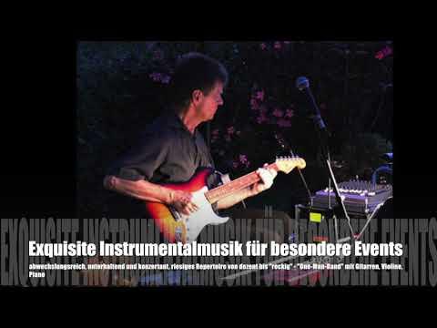 Video: Exquisite Instrumentalmusik für besondere Events