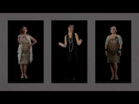 Video: Femmes Fatales - Put some music on your wall