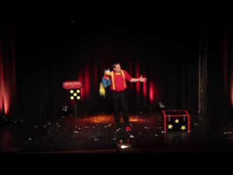 Video: Darbietung zur Vorentscheidung für die Deutsche Meisterschaft der Zauberkunst 2017